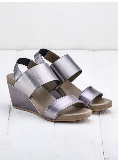 Elle Sandalet Bakır